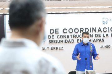 Inicia vacunación anti COVID-19 a personas de 40 a 49 años en distintos municipios Chiapas