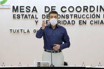 En Chiapas, continúa vacunación a personas de 50 años en adelante y de 40 a 49 años