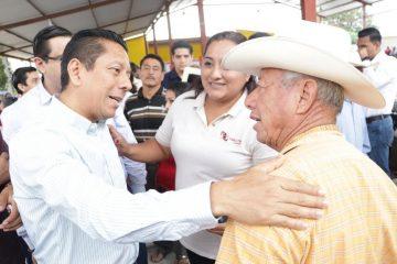 El campo será prioridad en la agenda legislativa: Llaven Abarca