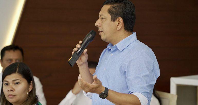 Llama Llaven Abarca a líderes a trabajar en unidad por el bien de Chiapas