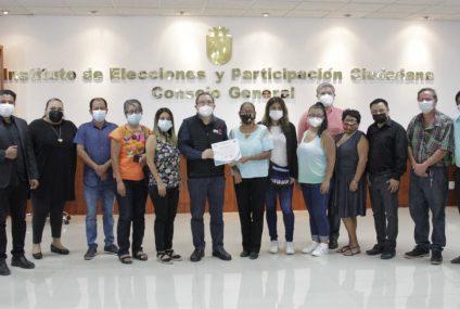 Organizaciones de personas con discapacidad auditiva reconocen el compromiso del IEPC con la inclusión, en Elecciones 2021
