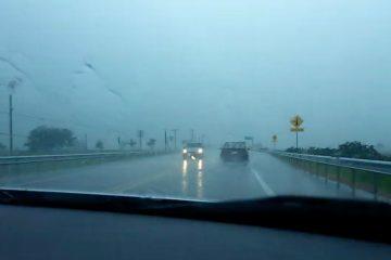 """Inicia SSyPC campaña """"Seguridad vial en temporada de lluvias"""""""