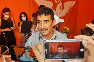 «No soy un traidor», dice Paco Rojas ante señalamientos del PRI, PAN y PRD
