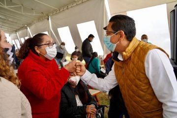 Vamos a responder a la confianza del pueblo de Chiapas: Llaven Abarca
