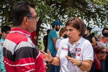 Excandidata de RSP quedó a deber sueldos a su equipo de campaña