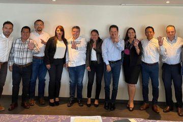Consolida Morena la unidad en Chiapas: Llaven Abarca