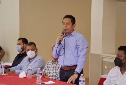 La unidad hará fuerte a Mezcalapa: Llaven Abarca
