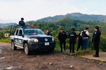 Se restablece el orden y la seguridad en Pantelhó: Zepeda Soto