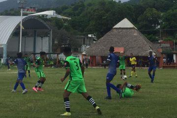 Potros Chiapas se enfrentó a los Playeros de Tabasco en partido de pretemporada de la liga MXUSLL