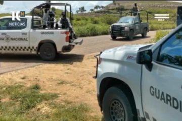 Equipo interinstitucional realiza operativo de cateos en Pantelhó, Chiapas