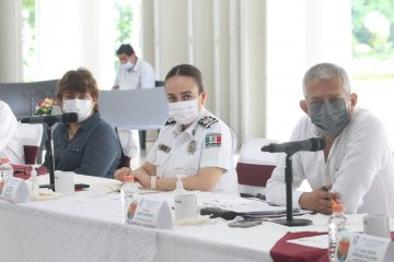 En unidad se fortalecen las estrategias de seguridad en la región Soconusco: Zepeda Soto