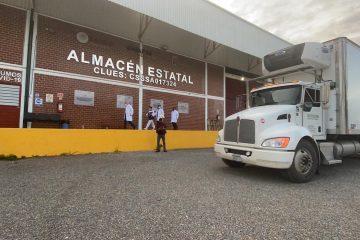 Arriban más vacunas anticovid a Chiapas para intensificar la protección de la población