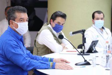 Arranca en Chiapas vacunación anticovid para mayores de 30 años en zonas urbanas y de 18 años en adelante en localidades apartadas