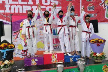 Gallitos Olímpicos festejó su décima edición