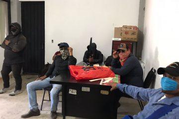 Autodefensas se apoderan de alcaldía en Pantelhó