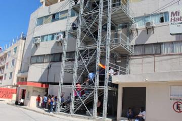 Temen posible rebrote de Covid-19 en SEF; trabajadores exigen medidas sanitarias en todas las oficinas
