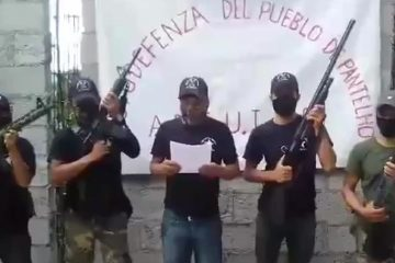Crean grupo de autodefensas en Pantelhó, Chiapas