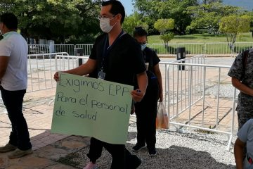 Pacientes intubados se están despertando por falta de medicamentos, revelan trabajadores
