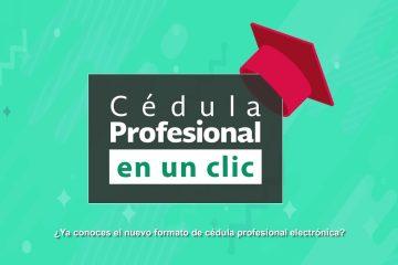 Ratifica SCJN validez de la cédula profesional electrónica