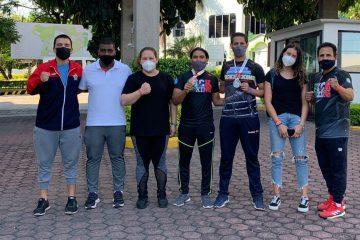 Con plata y bronce regresa Chiapas de Nacional Universitario de Kickboxing