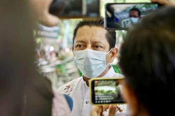 Reconoce Llaven Abarca responsabilidad de jóvenes al vacunarse para combatir el COVID-19