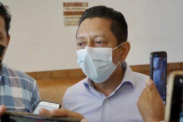 Exhorta Llaven Abarca a ciudadanía a acudir a los módulos de vacunación