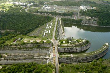 Dos presas de Chiapas al 105 % de almacenamiento