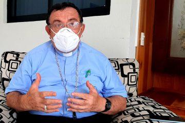 Arzobispo de Tuxtla se recupera lentamente de la Covid-19; llama a ser responsables