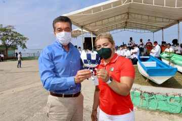 Construirán gimnasio de halterofilia en Tonalá, Chiapas