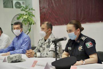 Nuestra mejor arma y nuestro mejor escudo son la unidad y la coordinación: Zepeda Soto