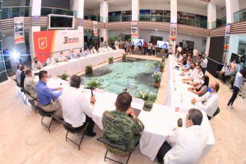Estamos unidos en la misión de proteger la vida, las libertades y el patrimonio del pueblo: Rutilio Escandón