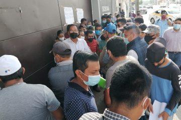 Concesionados respaldan acciones para ordenar el transporte en Chiapas