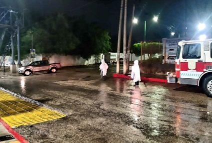 Pronostican temporal; para Chiapas de 200 a 300 milímetros de lluvias