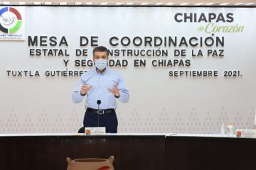 Rutilio Escandón pide a personas mayores motivar a la juventud a vacunarse contra el COVID-19