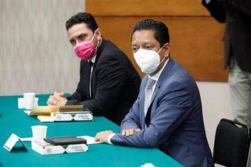 Vamos a debatir ideas y establecer acuerdos por el bien de México: Llaven Abarca