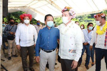 Reconoce Llaven Abarca trabajo con dimensión social del gobernador Rutilio Escandón