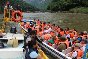 Chiapas ha recibido un millón 904 mil visitantes más que en 2020