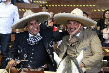 Reconoce Federación Mexicana de la Charrería a Eduardo Ramírez