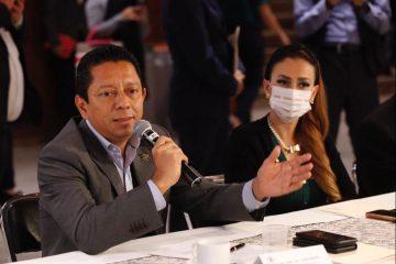 Nuestro interés más sublime es el bienestar del pueblo de México: Llaven Abarca