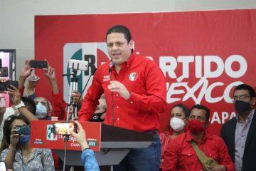Además de mentir, Rubén Zuarth obtuvo los peores resultados para el PRI: Alfredo Araujo
